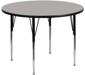 Flash Furniture XUA42RNDGYHAGG