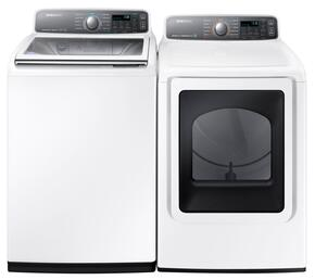 Samsung Appliance WA48J7700AWPAIR2