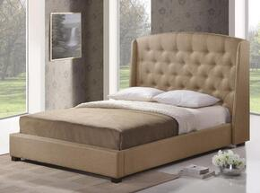 Wholesale Interiors BBT6327KINGLIGHTBEIGE