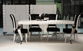 VIG Furniture VGDVLS2085PCSET