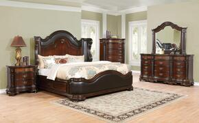 Myco Furniture SH326QNCMDR