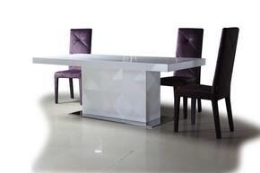 VIG Furniture VGDVLS201B5PCSET