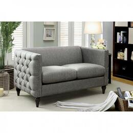 Furniture of America CM6780GYLVSET