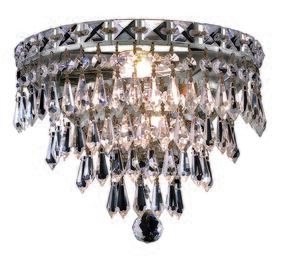 Elegant Lighting 2526W12CRC