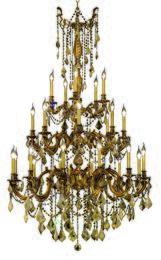 Elegant Lighting 9225G38FGGTSS