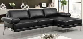 Furniture of America CM6422BKSECT
