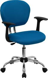 Flash Furniture H2376FTURARMSGG