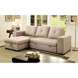 Furniture of America CM6149IVSET