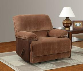 Global Furniture USA U9968ChmpBrSugarMF101R