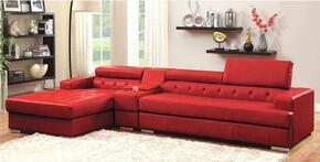 Furniture of America CM6122RDPKCT