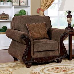 Furniture of America CM6865CH