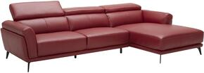 American Eagle Furniture EKLK385LRED