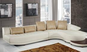 Global Furniture USA UFM208SECTIONAL