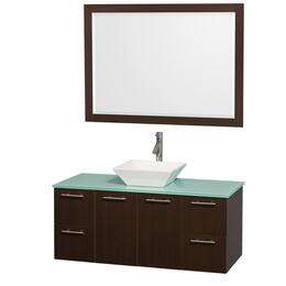 Wyndham Collection WCR410048ESGRD28WH