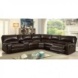 Furniture of America CM6838SECTIONAL