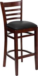 Flash Furniture XUDGW0005BARLADMAHBLKVGG