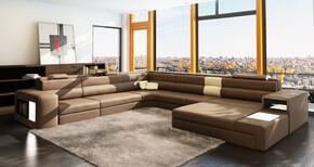 VIG Furniture VGEV5022BRN