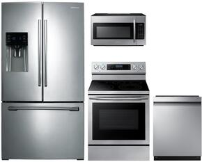 Samsung Appliance SAM4PCFSFD30EFCSSKIT1