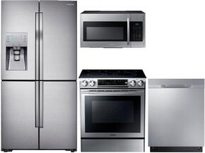 Samsung Appliance SAM4PC30EFSFDCDFISSKIT1