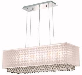 Elegant Lighting 1691D34CCL03RC