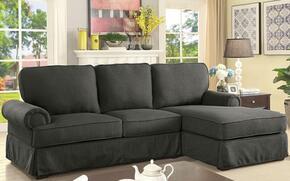 Furniture of America CM6377GYSECT