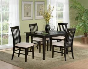 Atlantic Furniture DECO5454BTDTCL