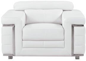 Global Furniture USA U7940DTP672BWHCH