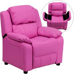Flash Furniture BT7985KIDHOTPINKGG