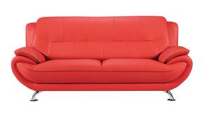American Eagle Furniture AE208REDSF