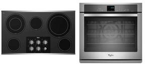 Whirlpool Wos92ec0as 30 Inch Single Wall Oven In