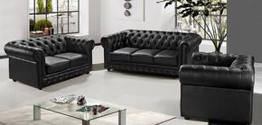 VIG Furniture VG2T2371BLK