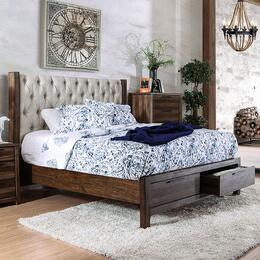 Furniture of America CM7577DRQBED