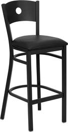 Flash Furniture XUDG60120CIRBARBLKVGG