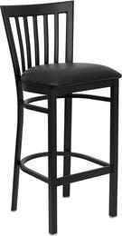 Flash Furniture XUDG6R8BSCHBARBLKVGG