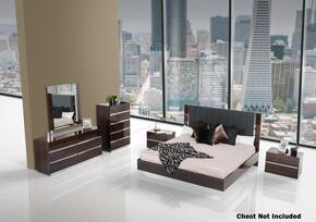 VIG Furniture VGACCLUXOREBONYEK