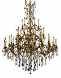 Elegant Lighting 9245G54FGSA