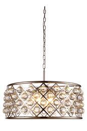 Elegant Lighting 1214D25PNRC