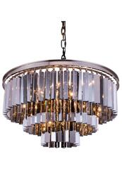 Elegant Lighting 1201D26PNSSRC