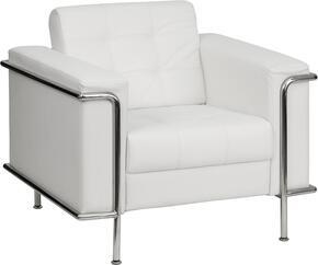 Flash Furniture ZBLESLEY8090CHAIRWHGG