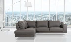 VIG Furniture VGKK1829DKGRY