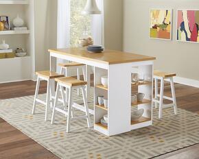 Progressive Furniture D878RECTSCT4BS