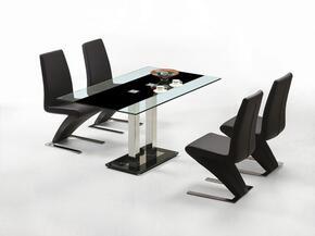 VIG Furniture VGLET0115PCSET