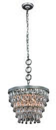 Elegant Lighting 1219D16ASRC