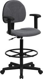 Flash Furniture BT659GRYARMSGG