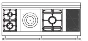 165 US LM Cooktop Configuration w...