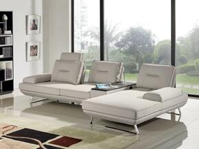 Diamond Sofa CONTEMPO3PCSD