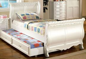 Furniture of America CM7226TBEDTRUNDLE