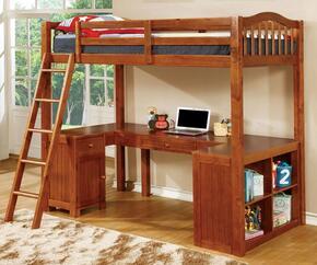 Furniture of America CMBK265ABED