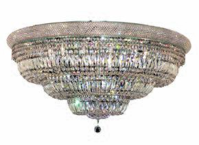 Elegant Lighting 1803F42CRC