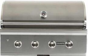 "C2C36NG 36"" C-Series Built-In Natural Gas Grill"